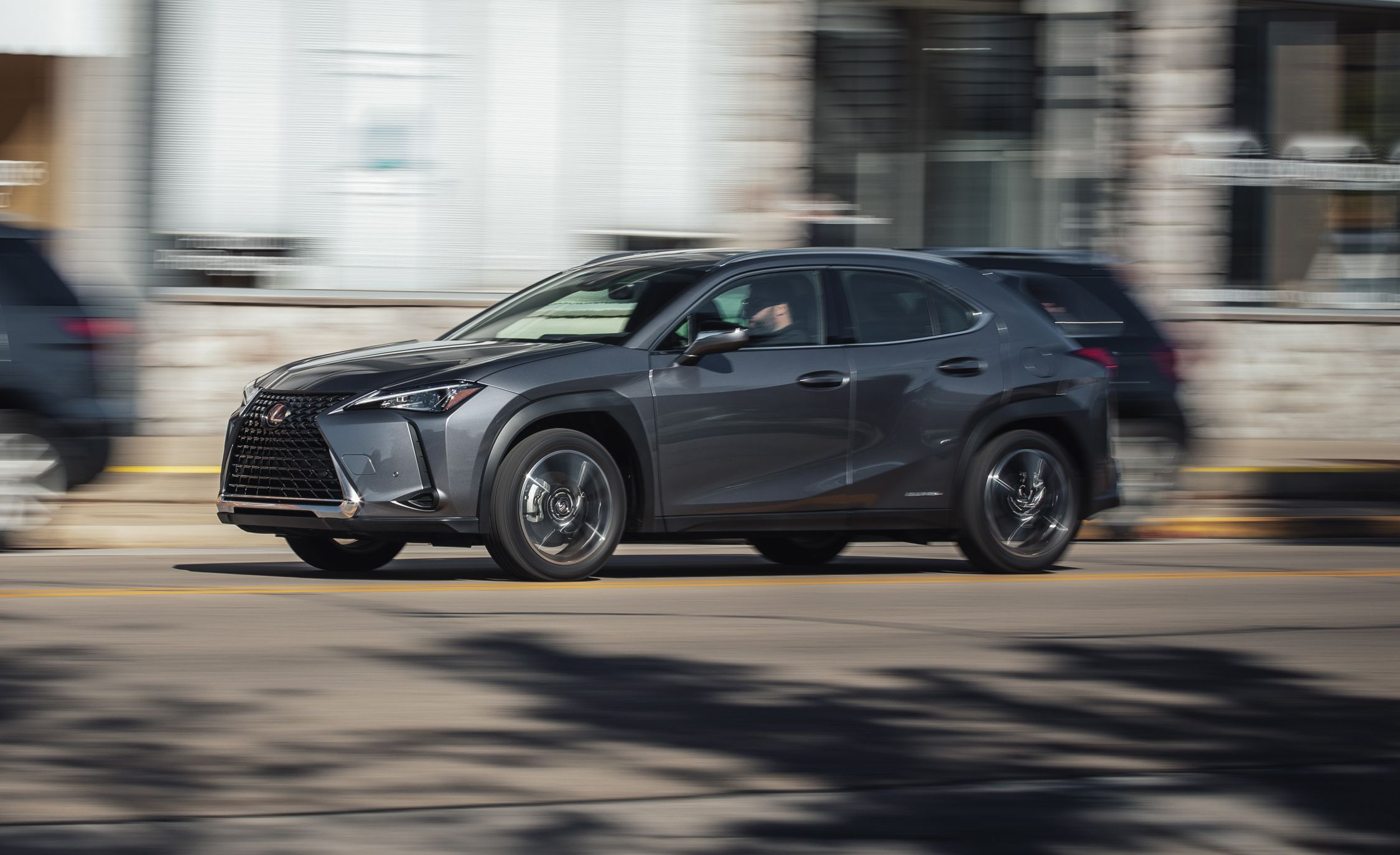 Lexus ux 250h hybrid