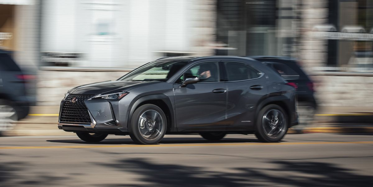 2019 Lexus Ux250h New Small Hybrid Crossover