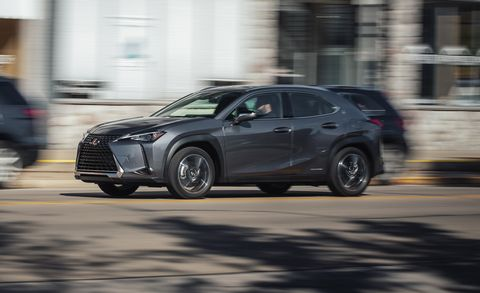 2019 Lexus UX250h – New Small Hybrid Crossover