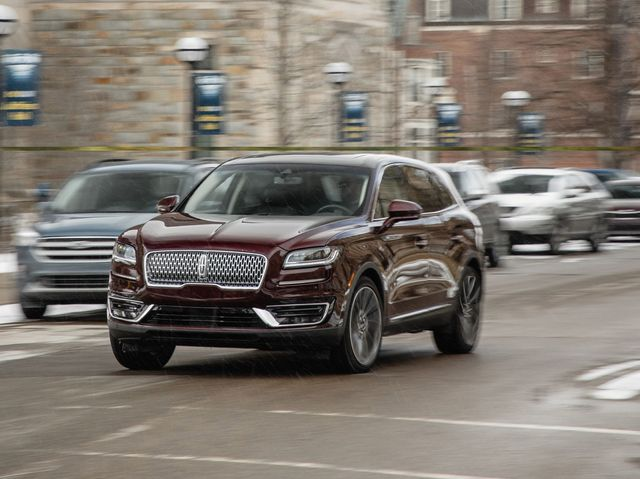 2019 Lincoln MKC Black Label: Specs, Equipment >> 2019 Lincoln Nautilus