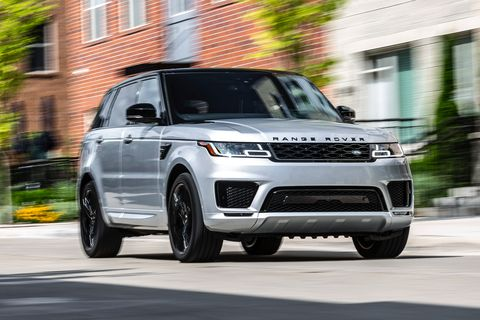2019 Range Rover Sport's New High-Tech Inline-Six Struggles to Impress