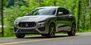 2019 Maserati Levante: Changes, GTS And Hybrid Versions >> 2019 Maserati Levante