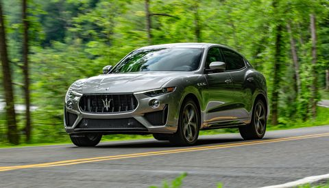 2019 Maserati Levante: Changes, GTS And Hybrid Versions >> 2019 Maserati Levante Now Roars The Way It Should