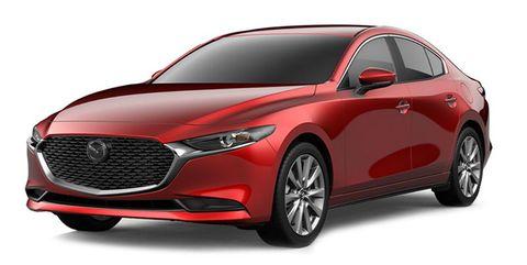 Sedán Mazda 3 2019