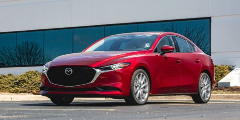 The 2019 Mazda 3 In Photos