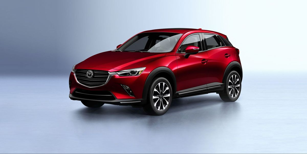 Lease Used Mercedes >> 2019 Mazda CX-3 Review, Pricing, and Specs