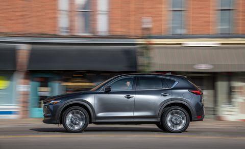 2019 Mazda CX-5 Signature 2.5T AWD