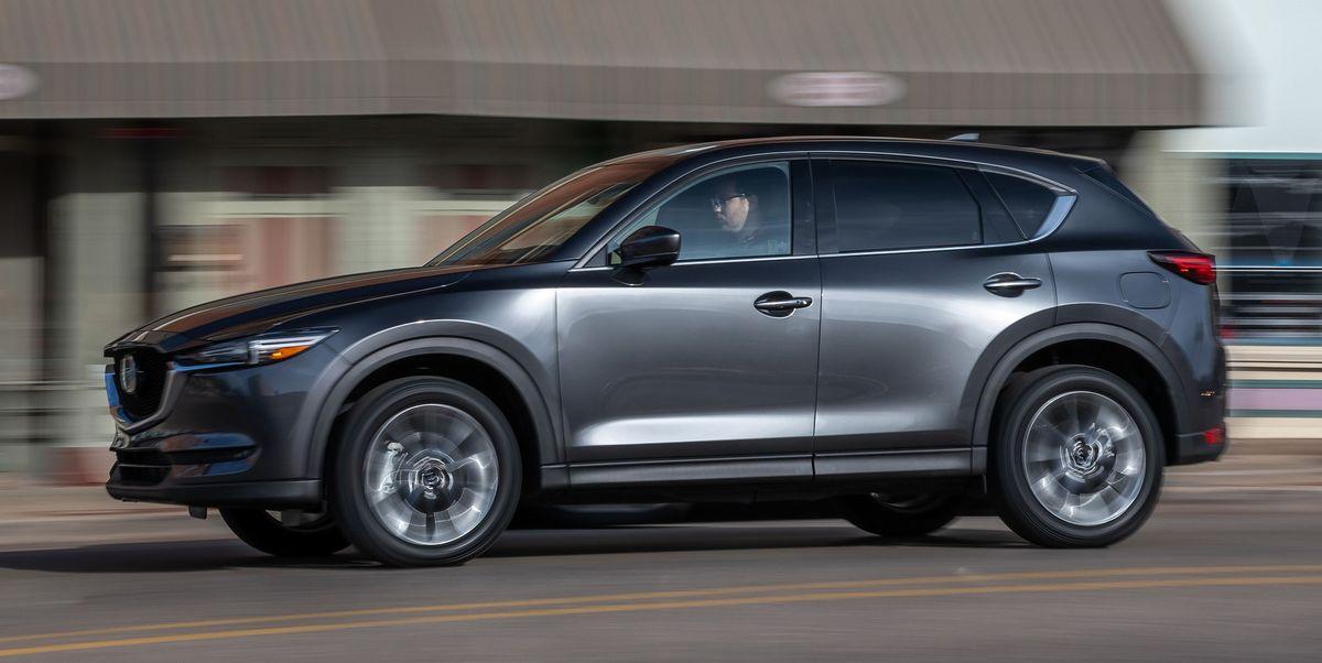 2019 Mazda CX-5 2.5T Signature – A Luxurious Turbo SUV