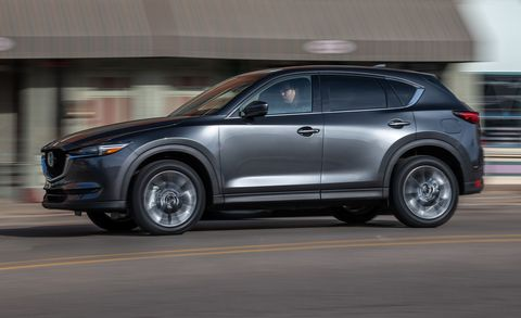 2019 Mazda Cx 5 2 5t Signature A Luxurious Turbo Suv