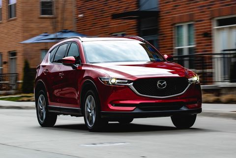 Fantastic How Reliable Is The 2019 Mazda Cx 5 Turbo Machost Co Dining Chair Design Ideas Machostcouk