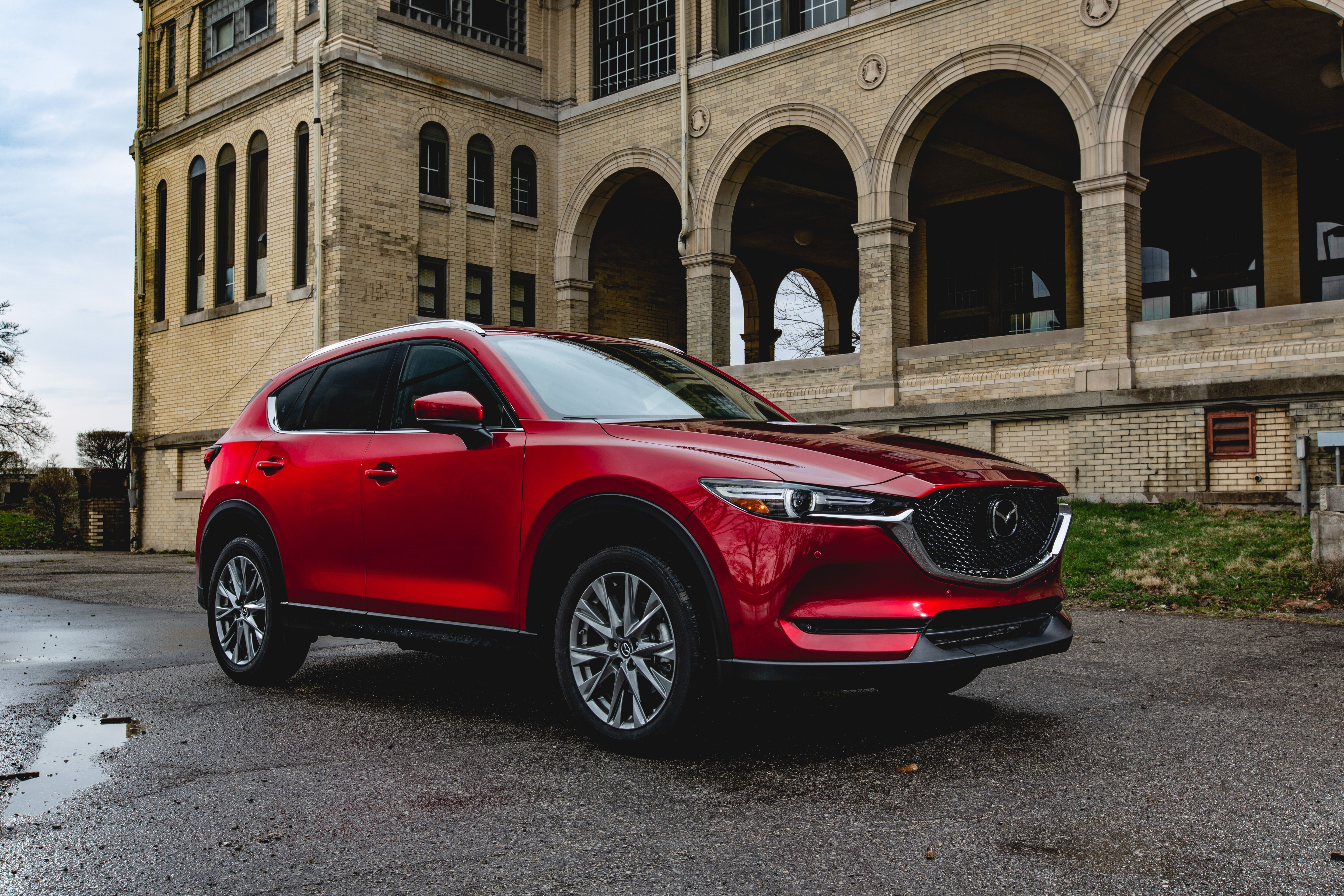 2019 Mazda Cx 5 Review Pricing And Specs