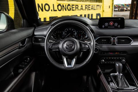 How Reliable Is the 2019 Mazda CX-5 Turbo?