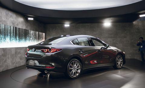 2019 Mazda Mazda 3