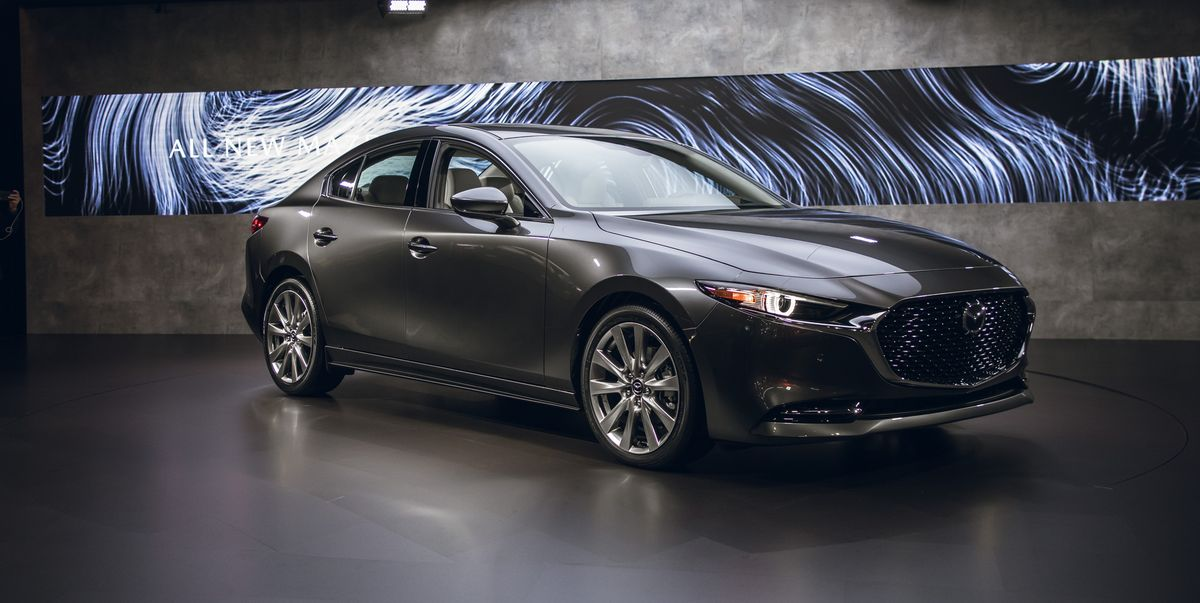2019 Mazda 3 Revealed – Skyactiv Engines, Newly Available ...