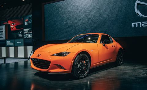 Mazda Increases U S Allocation Of The 2019 Miata Mx 5 30th