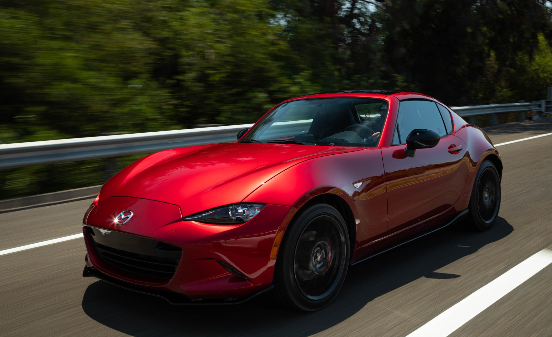 2019 mazda mx-5 miata: changes to the definitive sports car make it