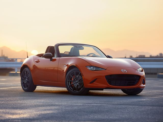 Mazda Mx 5 Miata >> 2019 Mazda Mx 5 Miata Review Pricing And Specs
