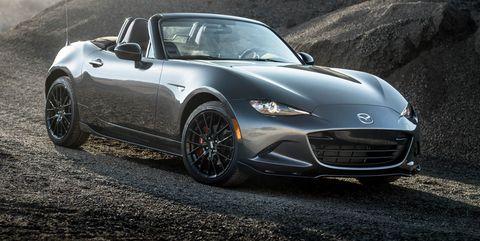 2019 Mazda Mx 5 Miata Changes To The Definitive Sports Car Make It