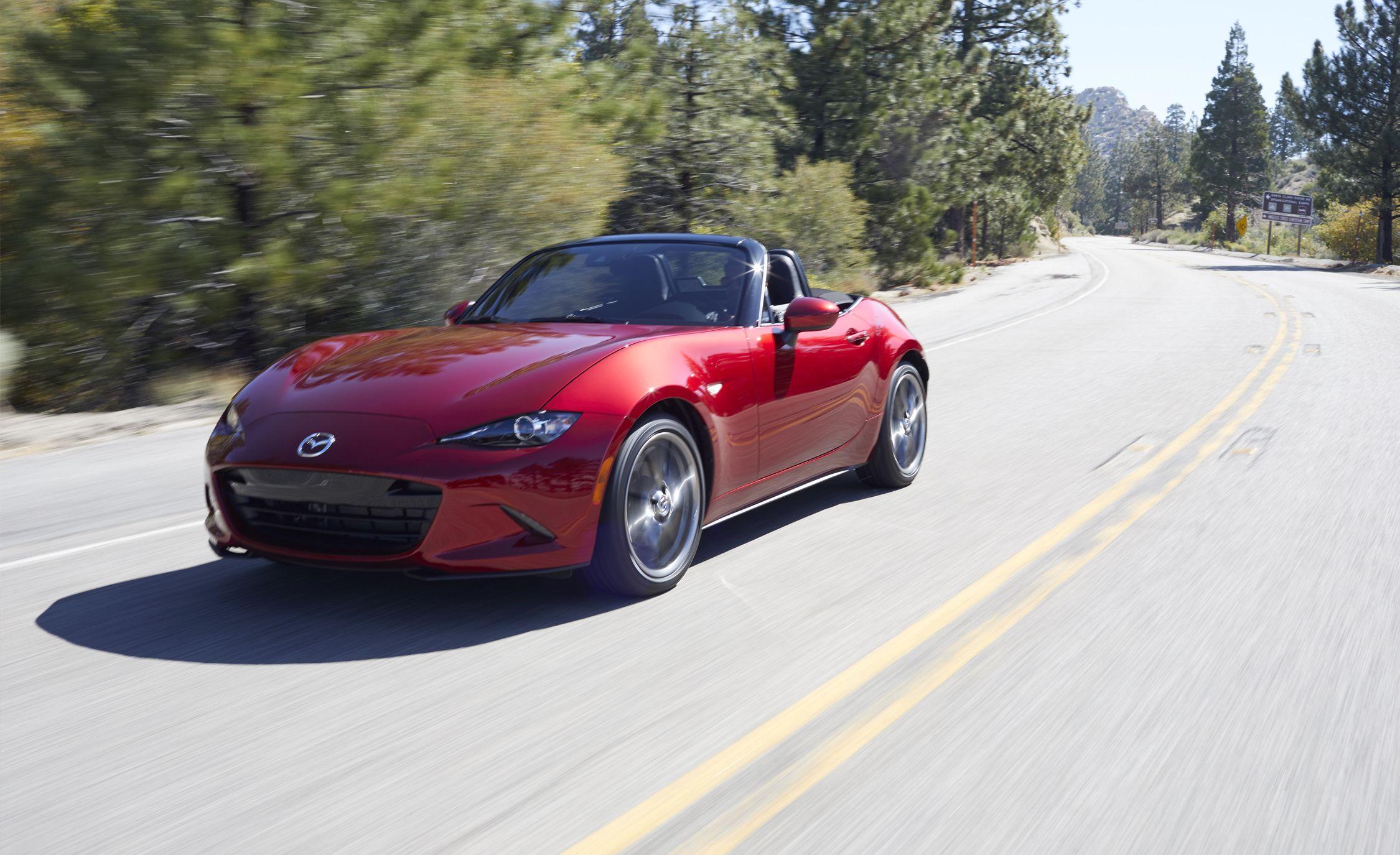 2019 Mazda Mx 5 Miata Gets More Power