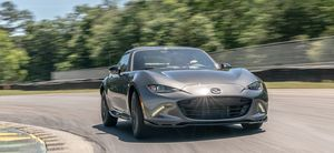2021 Mazda MX-5 Miata Review, Pricing, and Specs