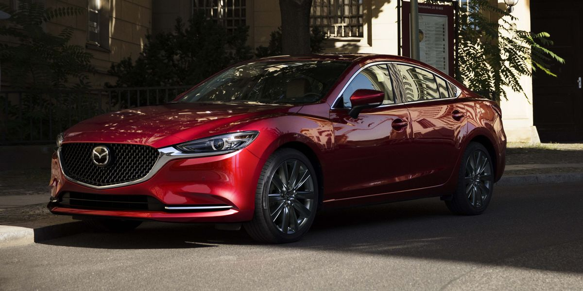 2020 Mazda 6 Pricing Rises, Still No Word on Diesel or AWD