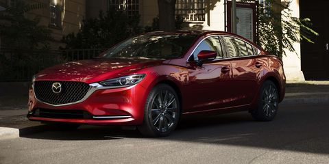 2020 Mazda 6 Pricing Rises Still No Word On Diesel Or Awd