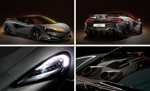 2019 Mclaren 600lt Photos And Specs Revealed News Car And Driver