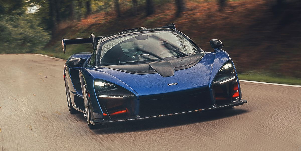 Tested: McLaren Senna Is Sound and Fury