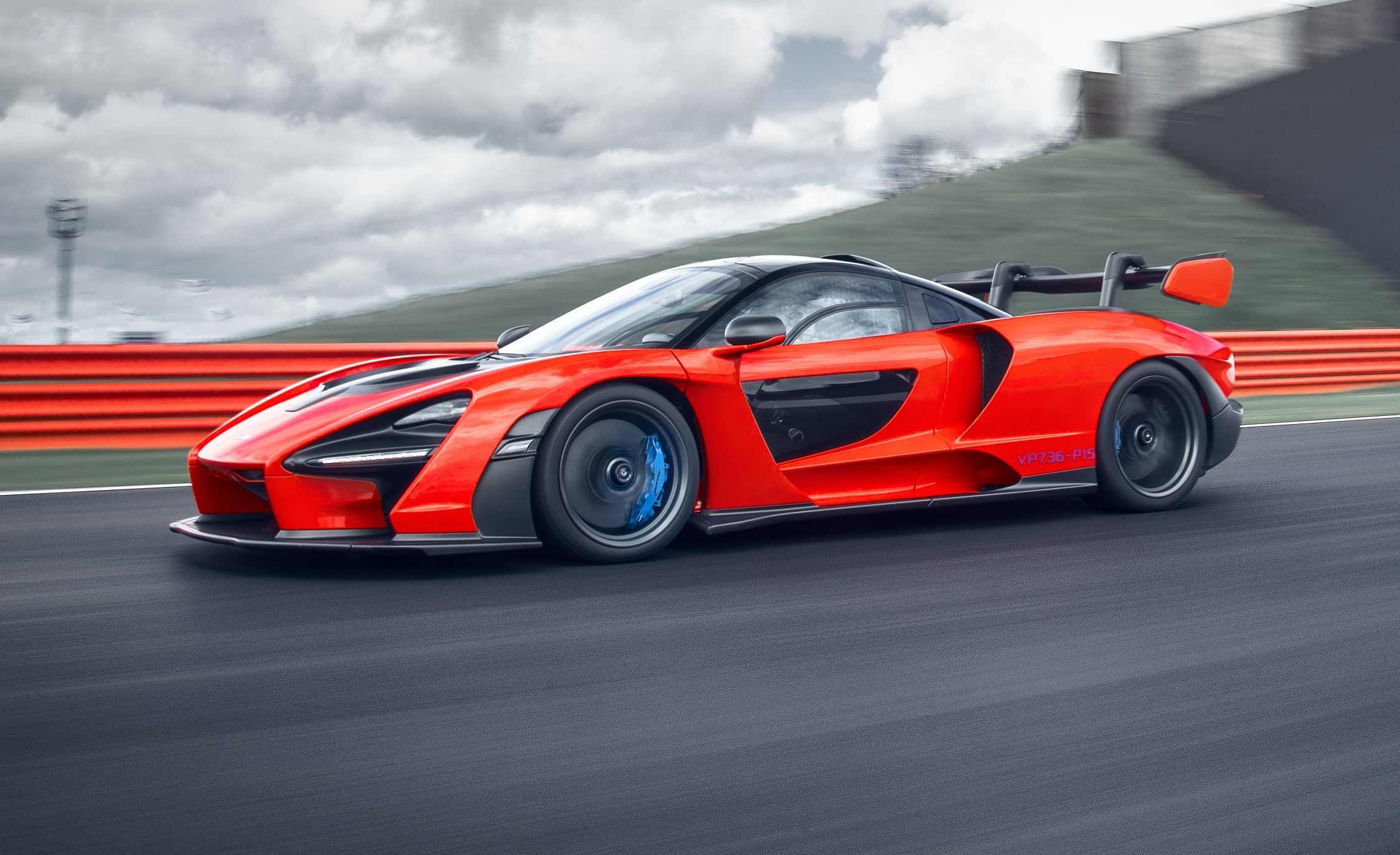 2019 mclaren senna first drive: may the downforce be with you