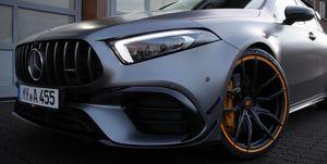 Mercedes-AMG A45 S Renntech