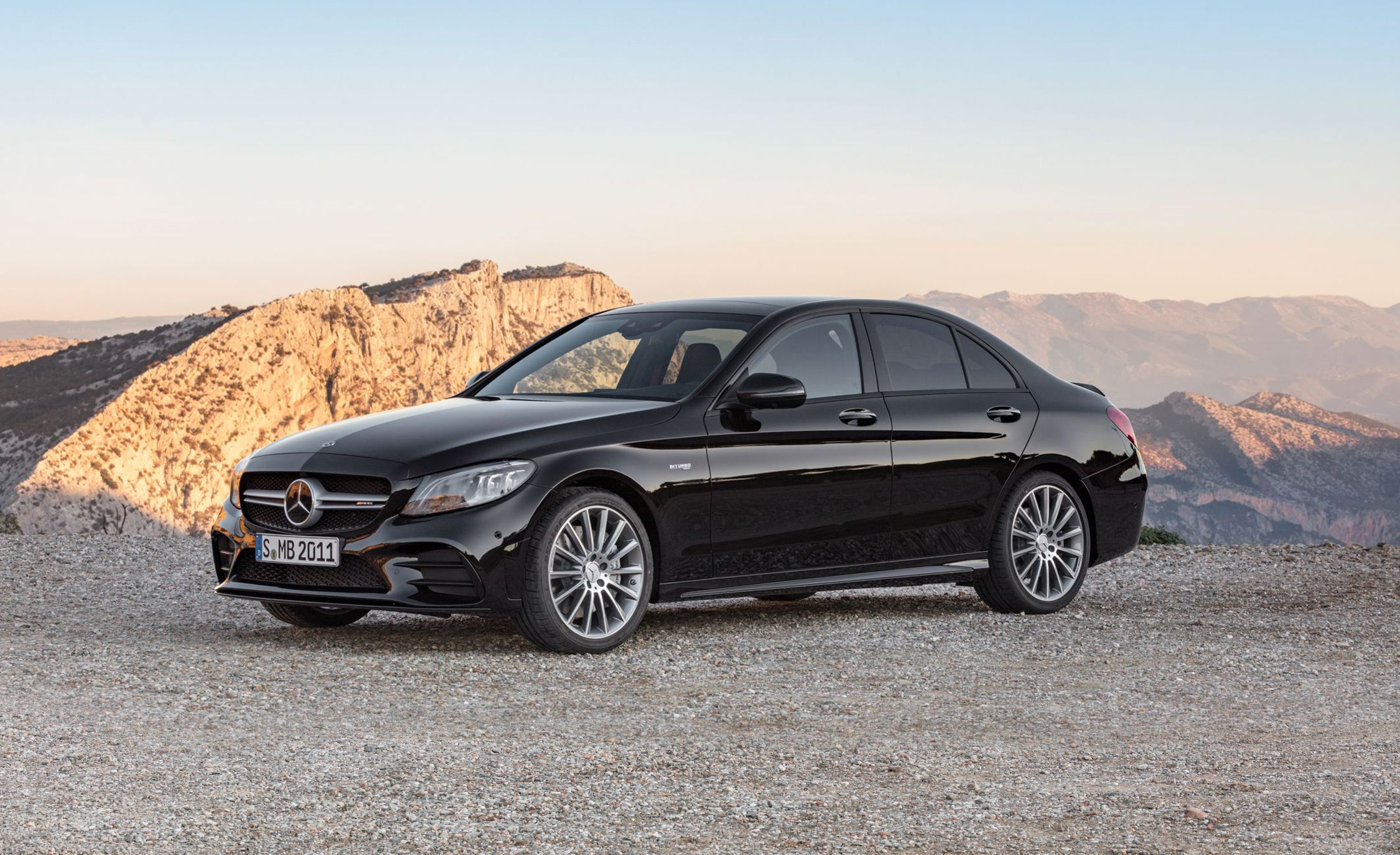 2019 Mercedes Amg C43 Review Pricing And Specs
