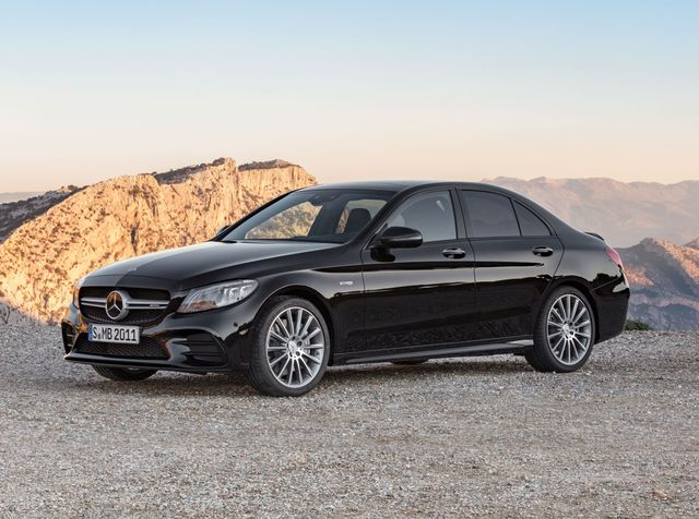 C43 Amg Sedan >> 2019 Mercedes Amg C43 Review Pricing And Specs