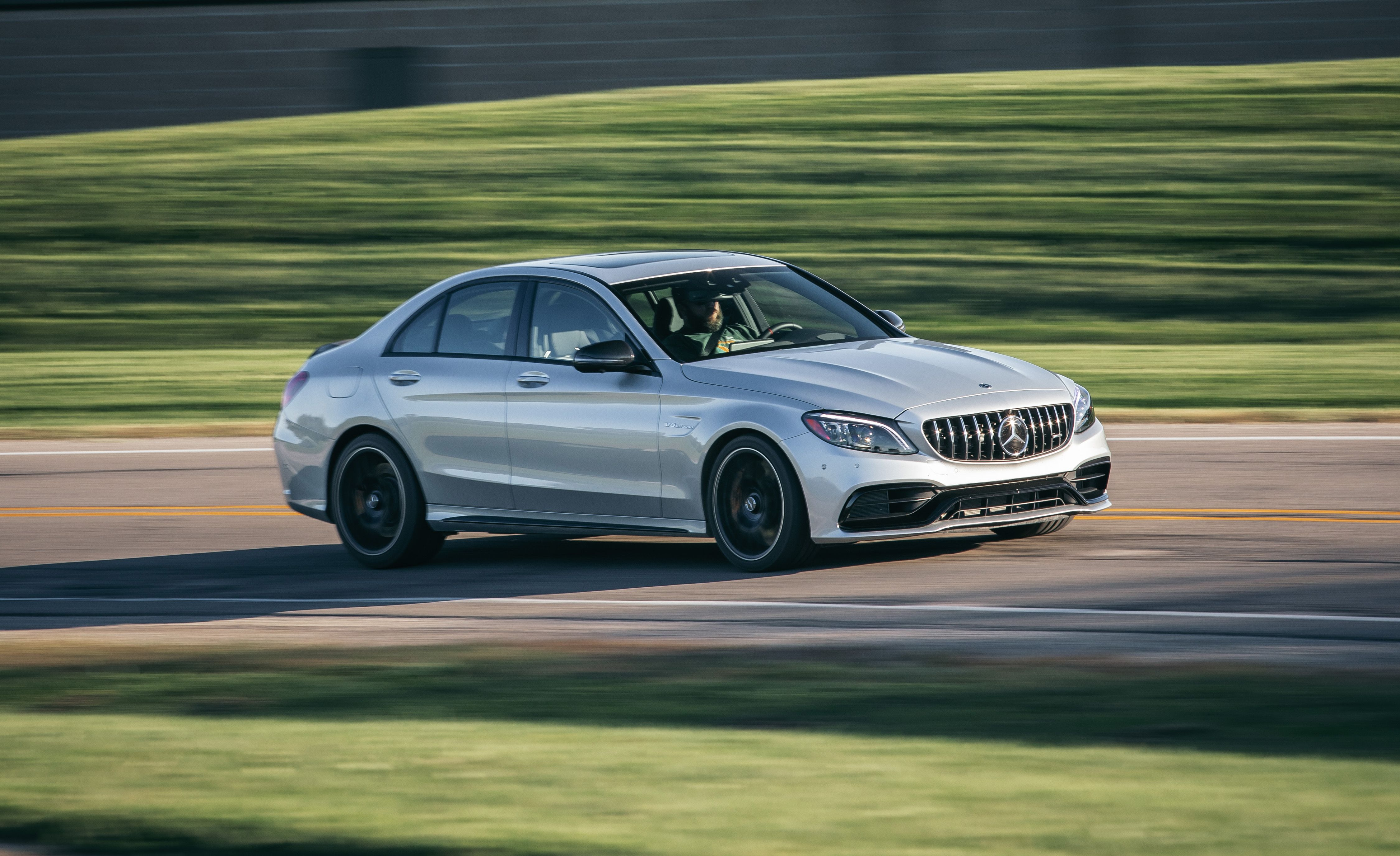 2019 Mercedes-AMG C63 Reviewed – Mighty Muscular Compacts