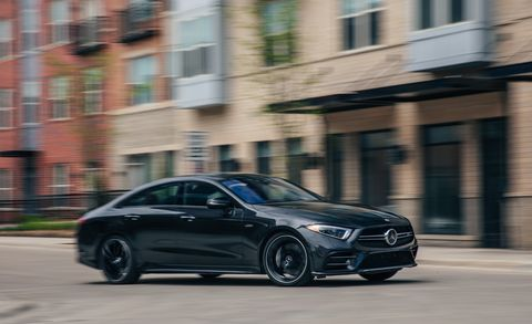 2019 Mercedes-AMG CLS53 4Matic – A Fast, Stylish Four-Door