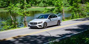 2019 Mercedes-AMG E53 4Matic sedan