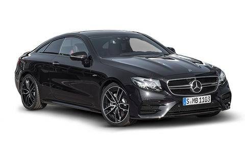 2019 Mercedes-AMG E53 coupe
