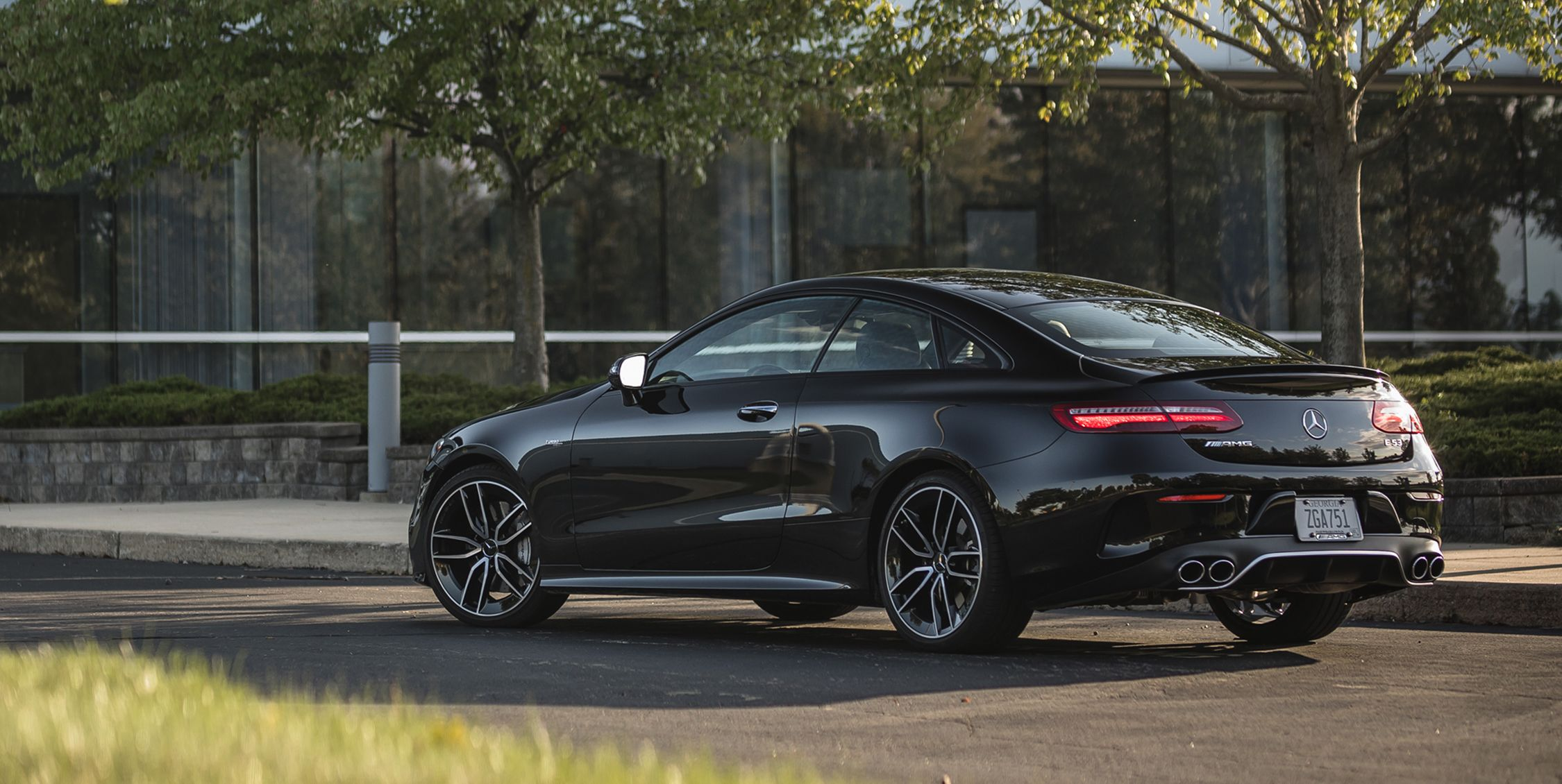 The 2019 Mercedes-AMG E53 Coupe Sings with a High-Tech Inline-Six