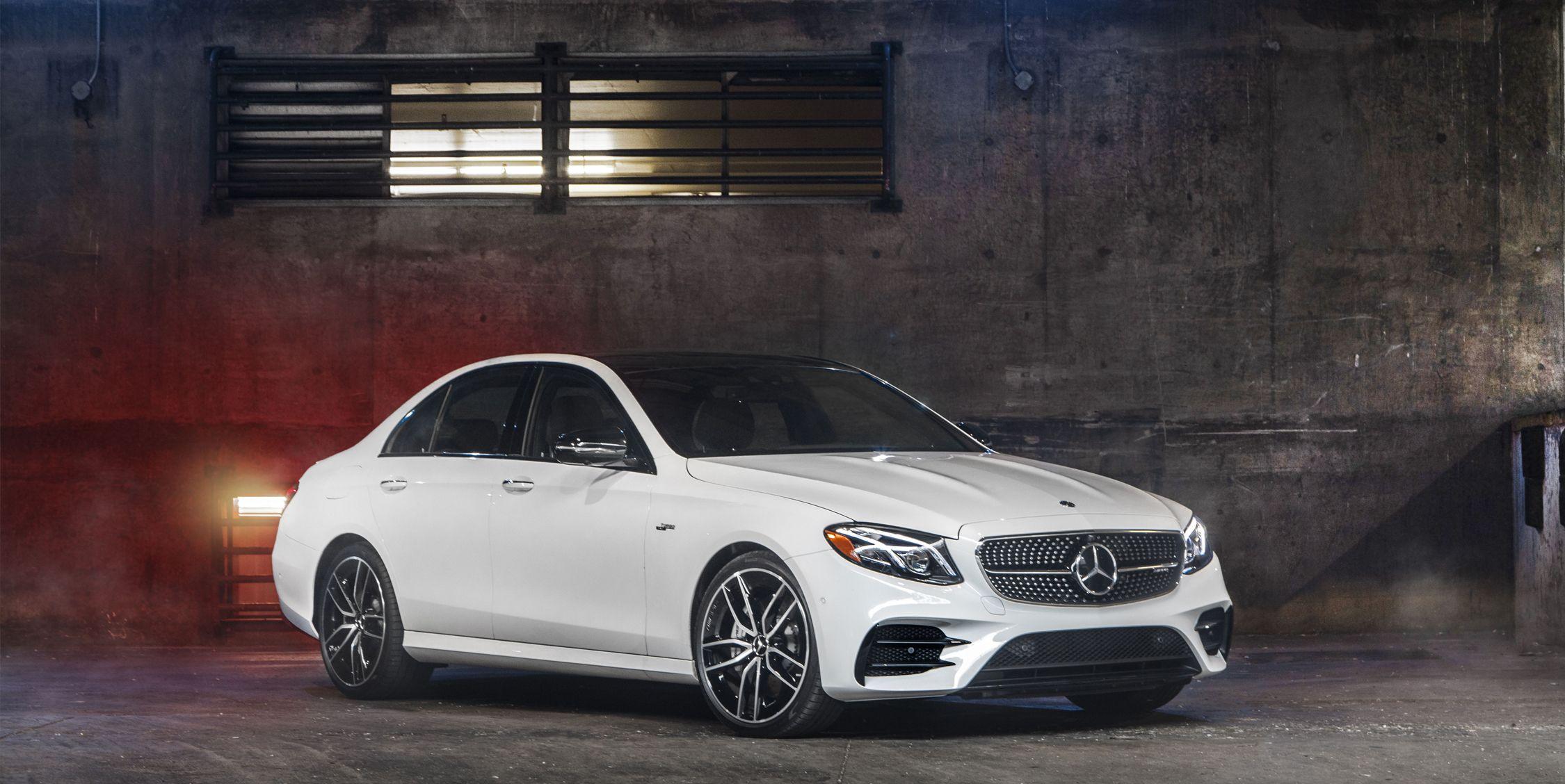 Mercedes 300e High Idle