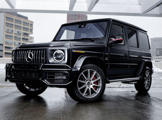 Mercedes g amg 2019