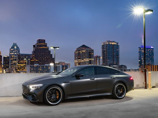2019 Mercedes Amg Gt63 Review Pricing And Specs
