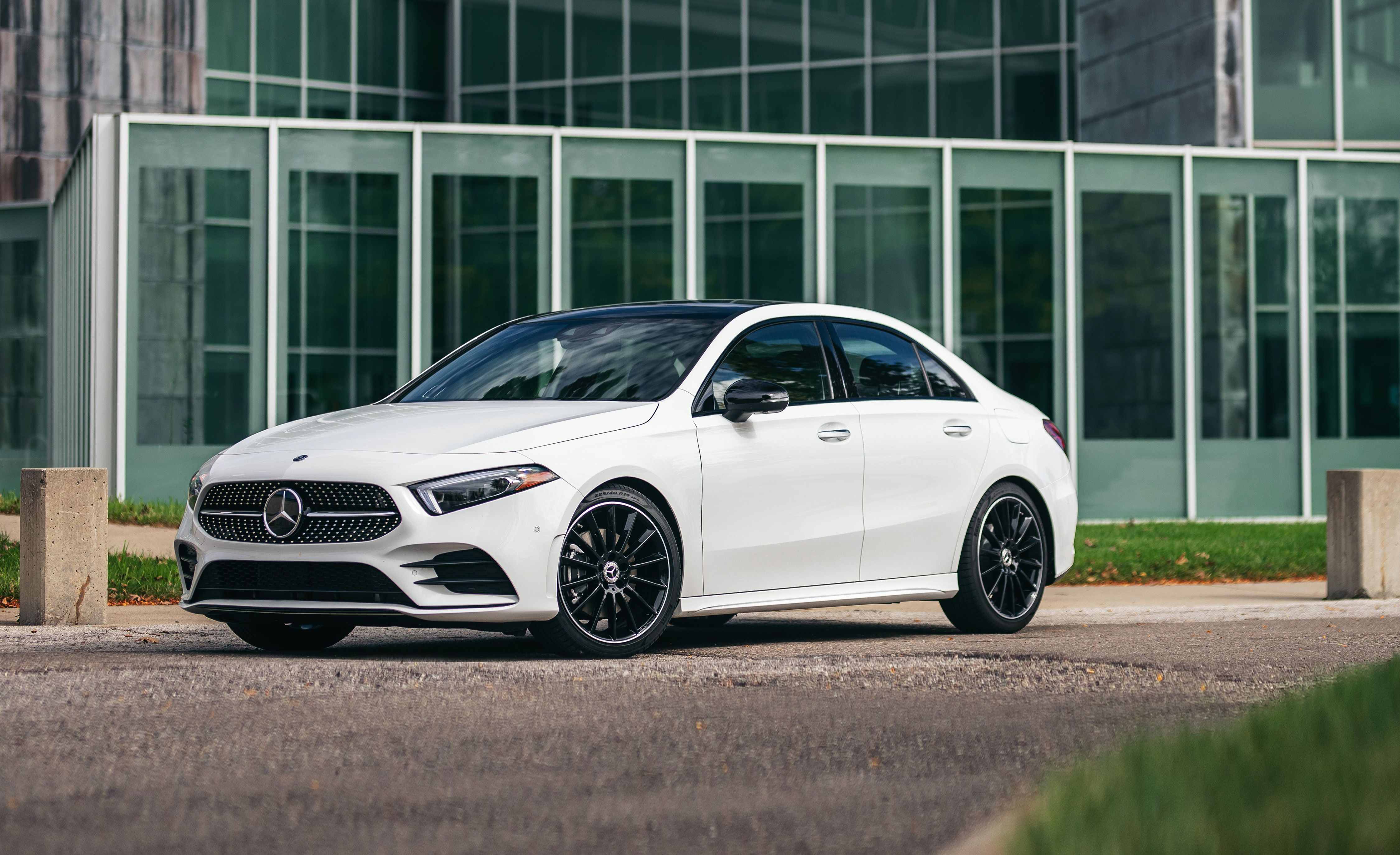 2019 Mercedes Benz A Class Review Pricing And Specs