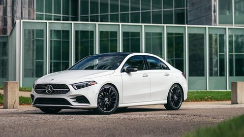 New Mercedes Benz Vehicles Models And Prices Car And Driver