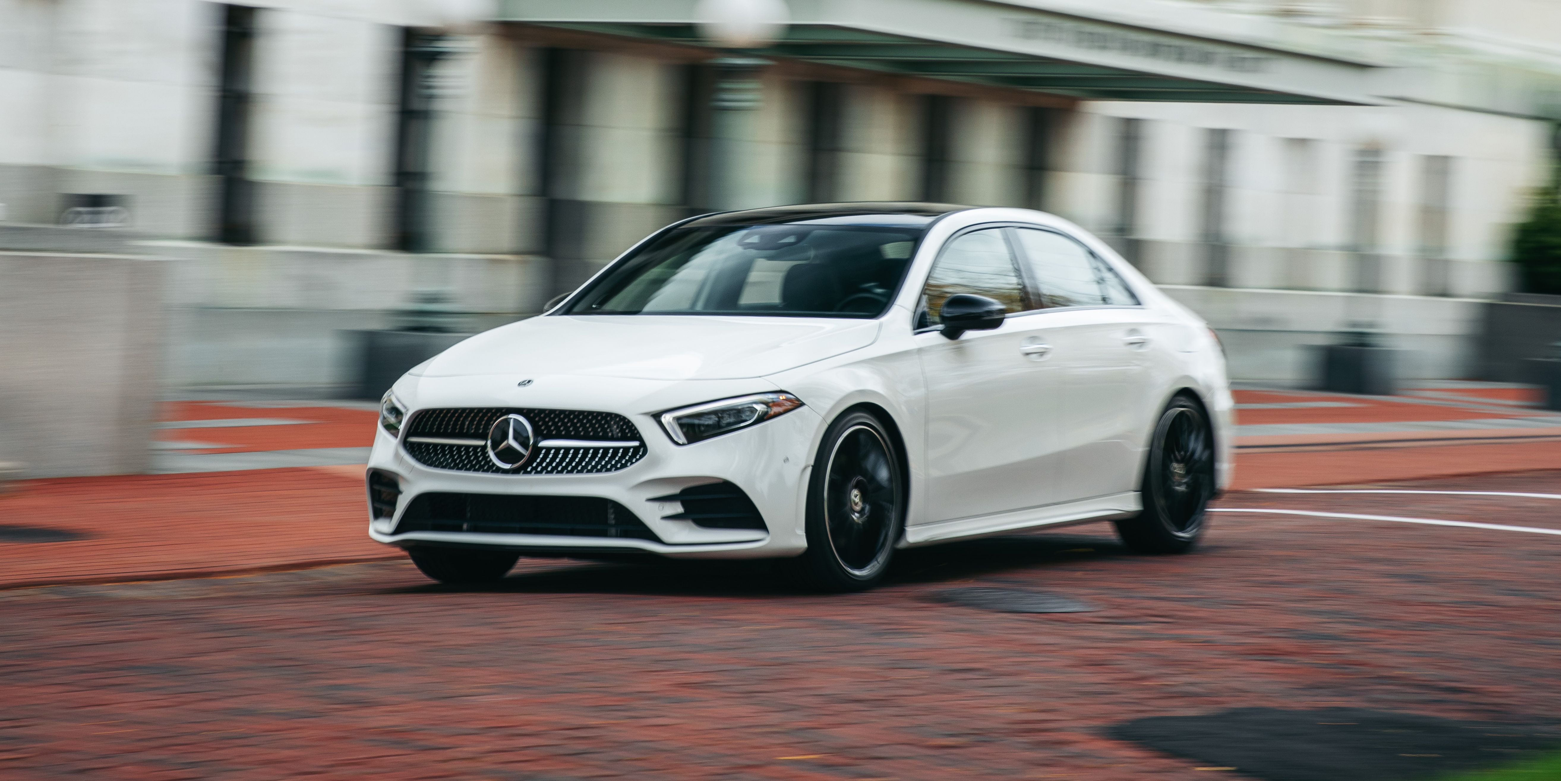 The 2019 Mercedes Benz A Class Is A Proper Sedan And A