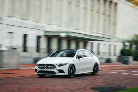 The 2019 Mercedes-Benz A220 4Matic Is a Proper Mercedes