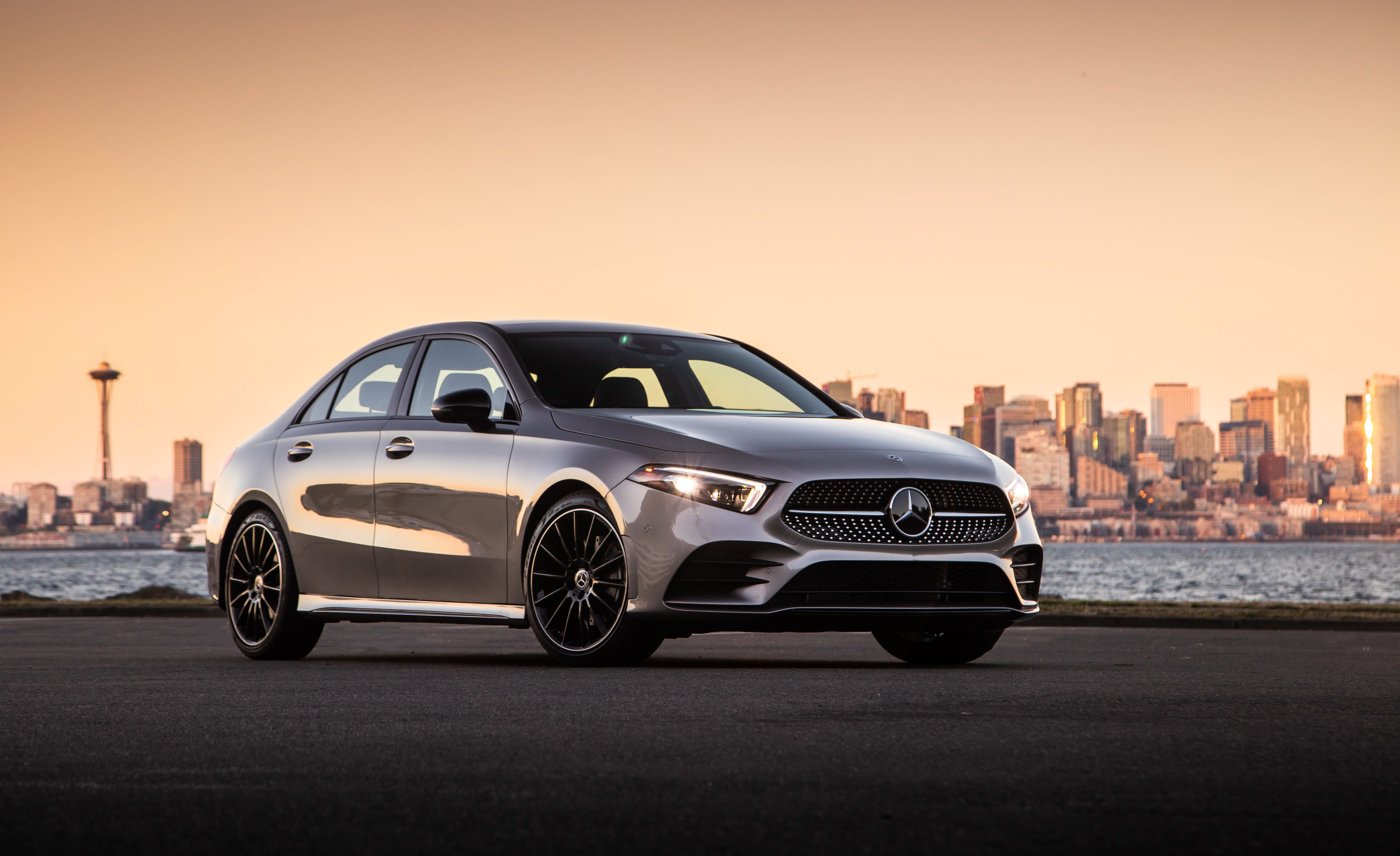 2019 Mercedes Benz A Class Sedan Pricing Announced