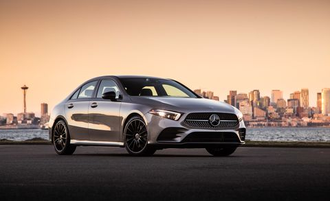2019 Mercedes-Benz A-class Sedan Pricing Announced
