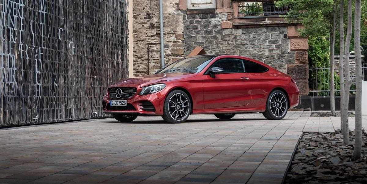 Ford Lightning Specs >> 2019 Mercedes-Benz C-class