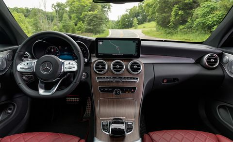 The 2019 Mercedes-Benz C300 Coupe Is Quicker, Still Looks Great