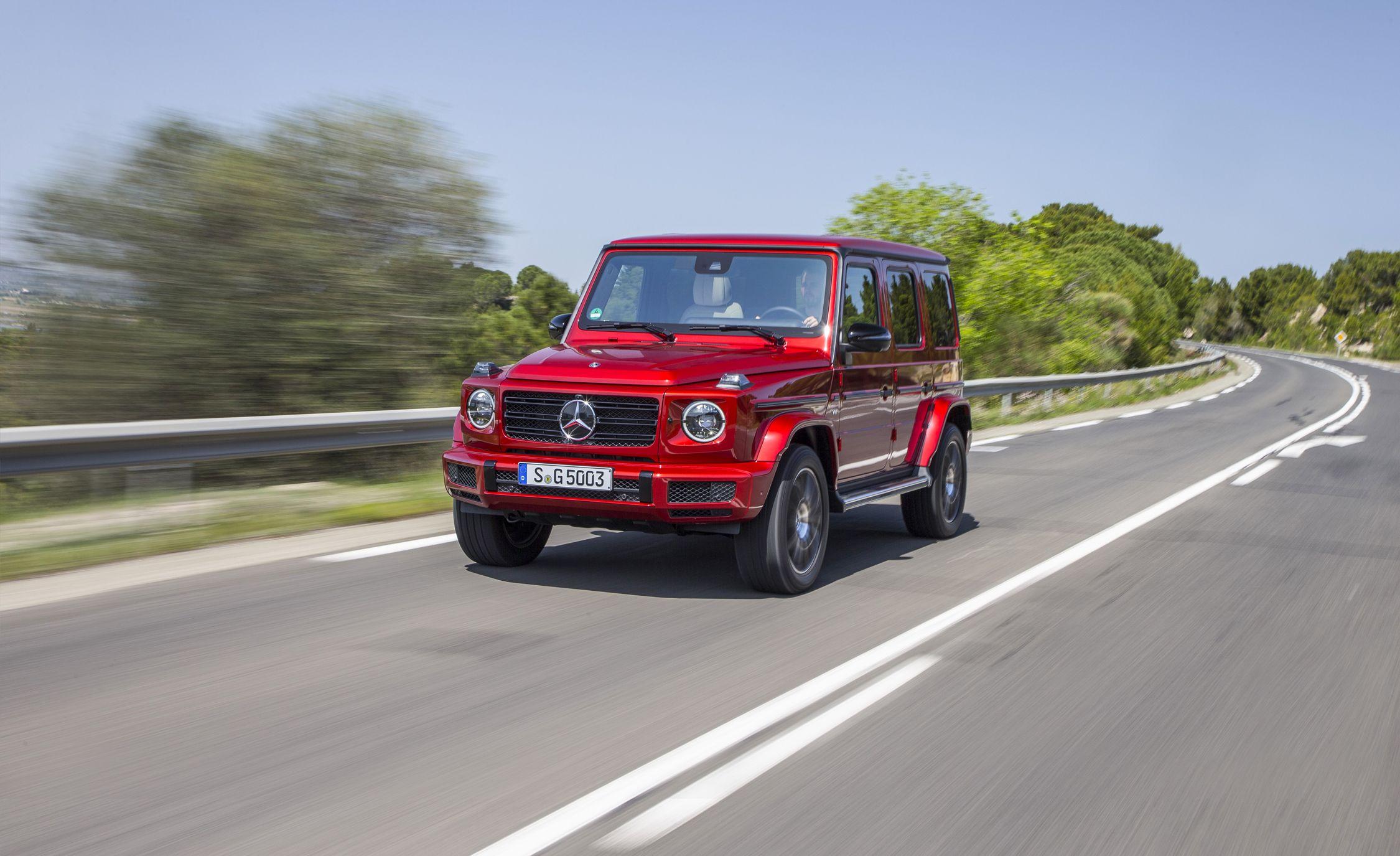 2020 Mercedes-Benz G-Class: Design, Specs, Price >> 2019 Mercedes Benz G Class Driven Less Crazy Still Outrageous