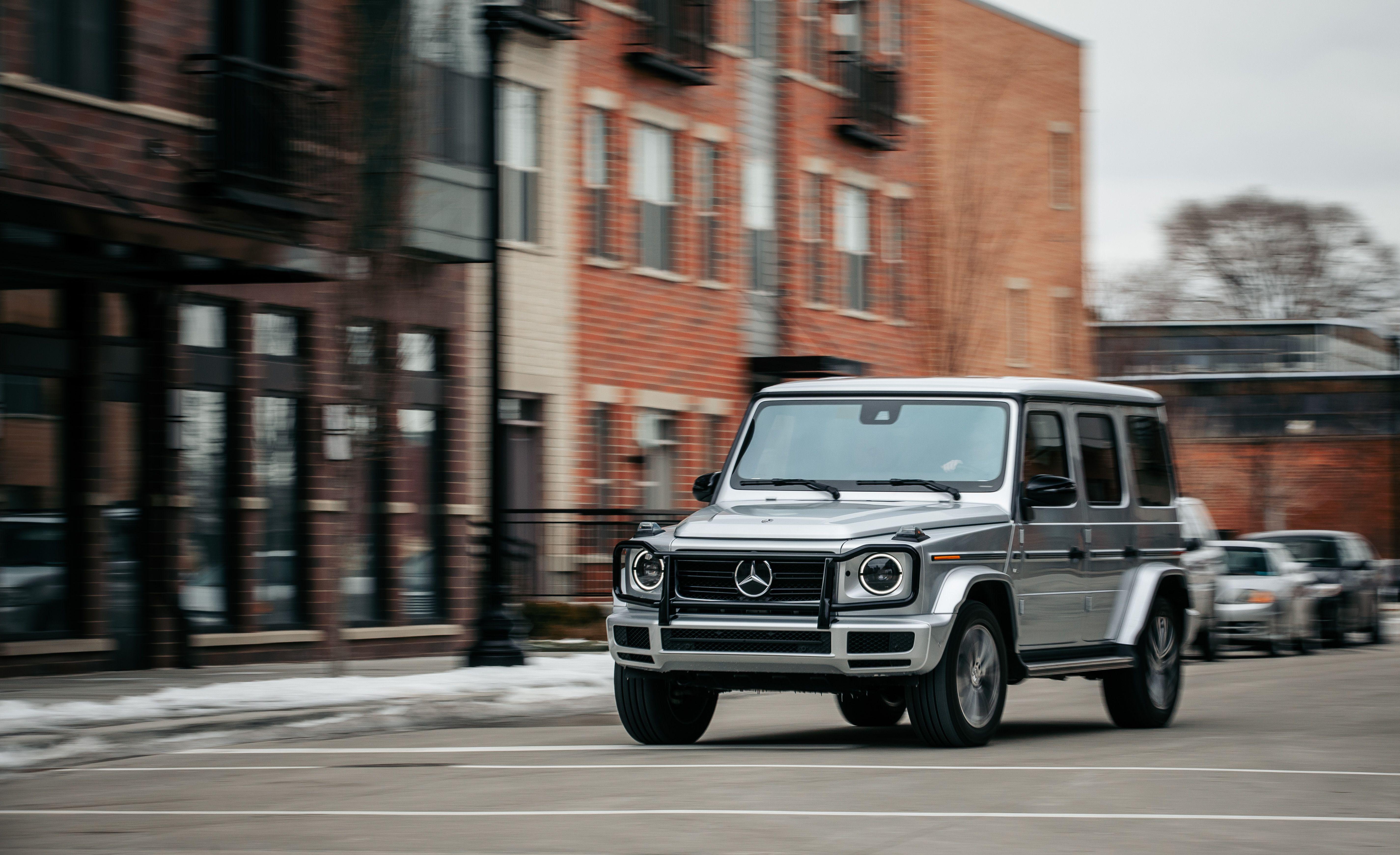 2019 Mercedes Benz G Class Remains Wonderfully Outrageous